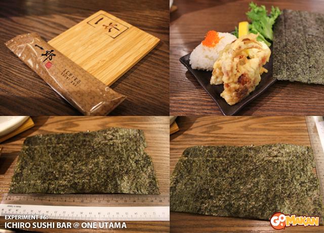 Ichiro Sushi Bar @ One Utama