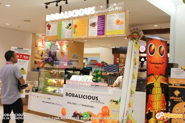 Bobalicious @ Paradigm Mall