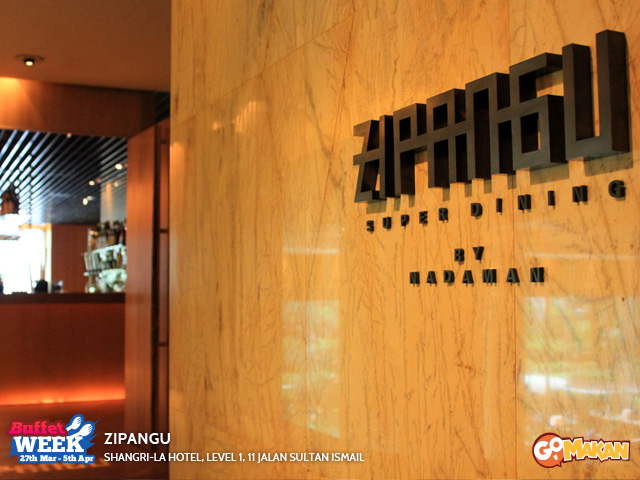 Zipangu, Shangri-La Hotel