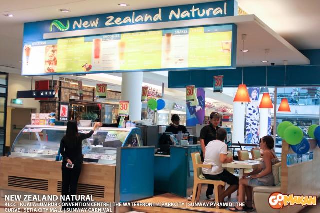 New Zealand Natural 1