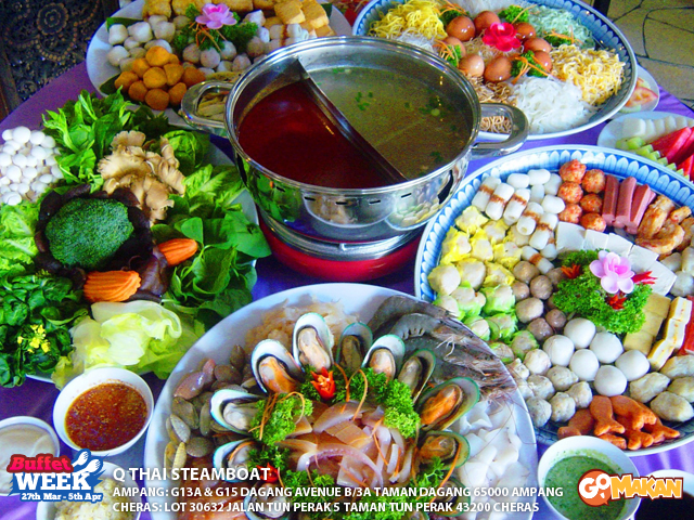 Q Thai Steamboat