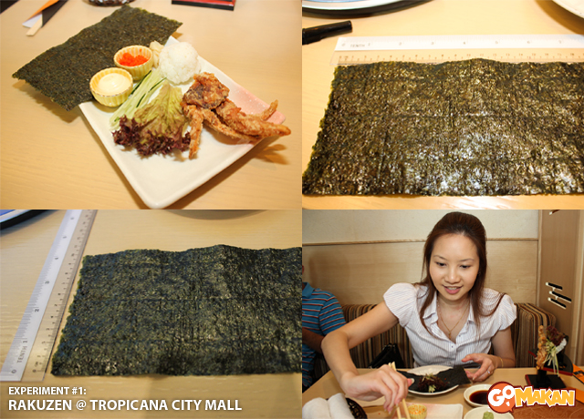 Rakuzen @ Tropicana Mall