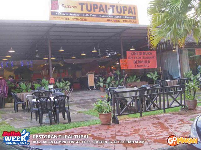 Restoran Tupai Tupai