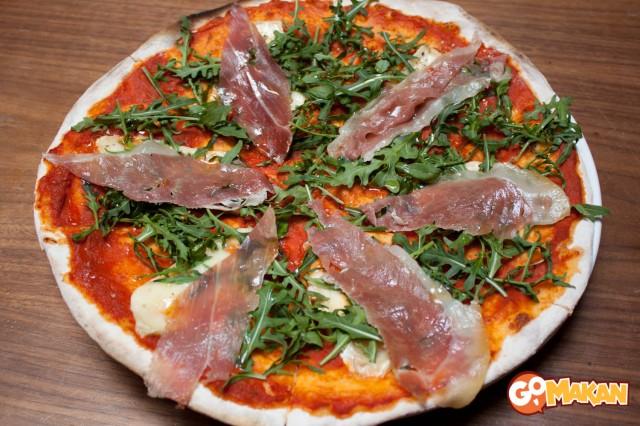 San Daniel Pizza
