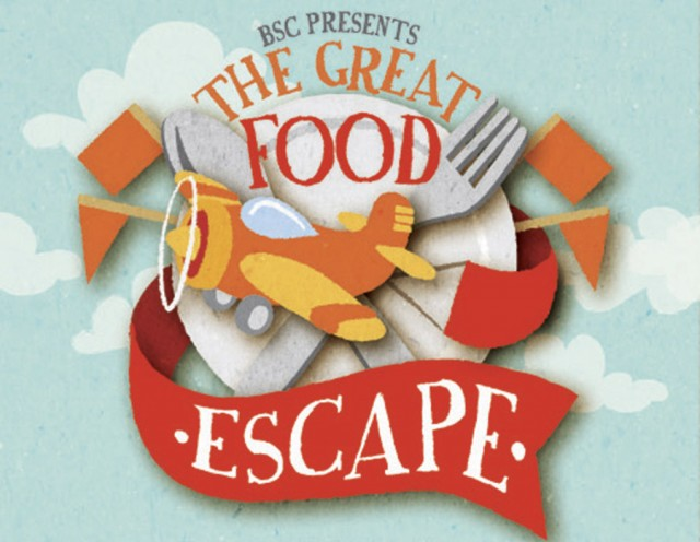 Now Happening: The Great Food Escape 2013 @ BSC