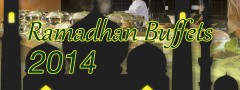 Ramadhan Buffet Roundup 2014
