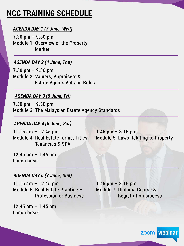 schedule here