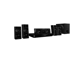 PHILIPS HTB4510 5.1 CH 3D BLU RAY HOME THEATRE SYSTEM