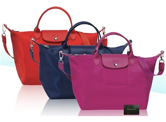 Longchamp Le Pliage Néo Tote (worth up to $288). 6 Colours