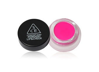3CE Powdery Lip & Cheek