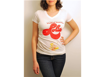 Out Of Print Ladies Lolita T-Shirt (White)