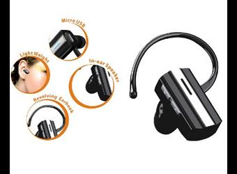 Mini Bluetooth Ear Headphone+ Stylus Pen