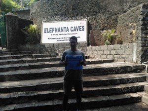 CST and Elephanta Caves over a Weekend