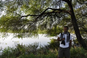 Bird Watching at the Keoladeo National Park in Bharatpur