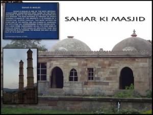 Champaner-Pavagadh – prehistoric Mughal City
