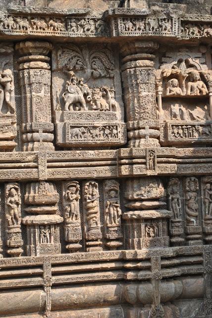 Sun Temple Konark Narasimha Deva meeting africans