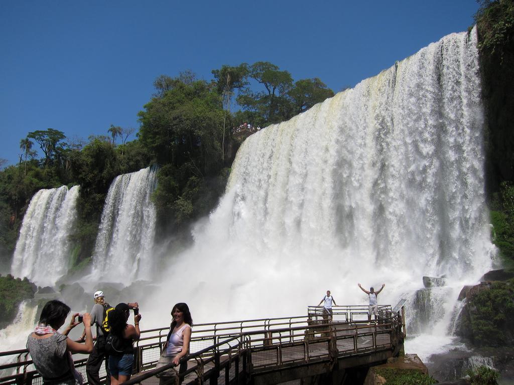 Iguazu national park gounesco go unesco for Winter vacations in the us