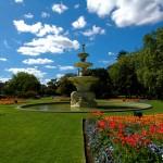 Royal Exhibition Building and Carlton Gardens
