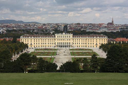 Palace and Gardens of Schönbrunn