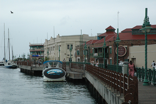 Historic Bridgetown and its Garrison