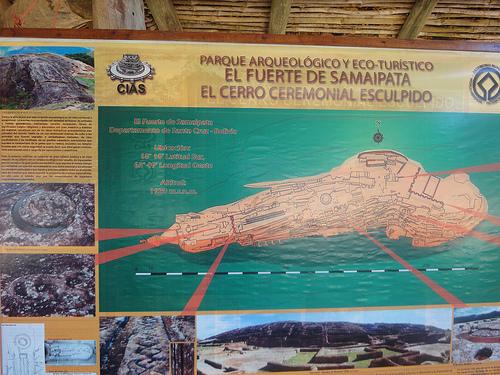 Fuerte de Samaipata