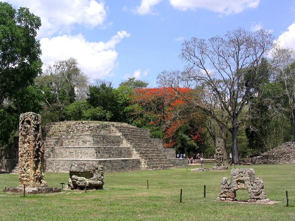 Maya Site of Copan