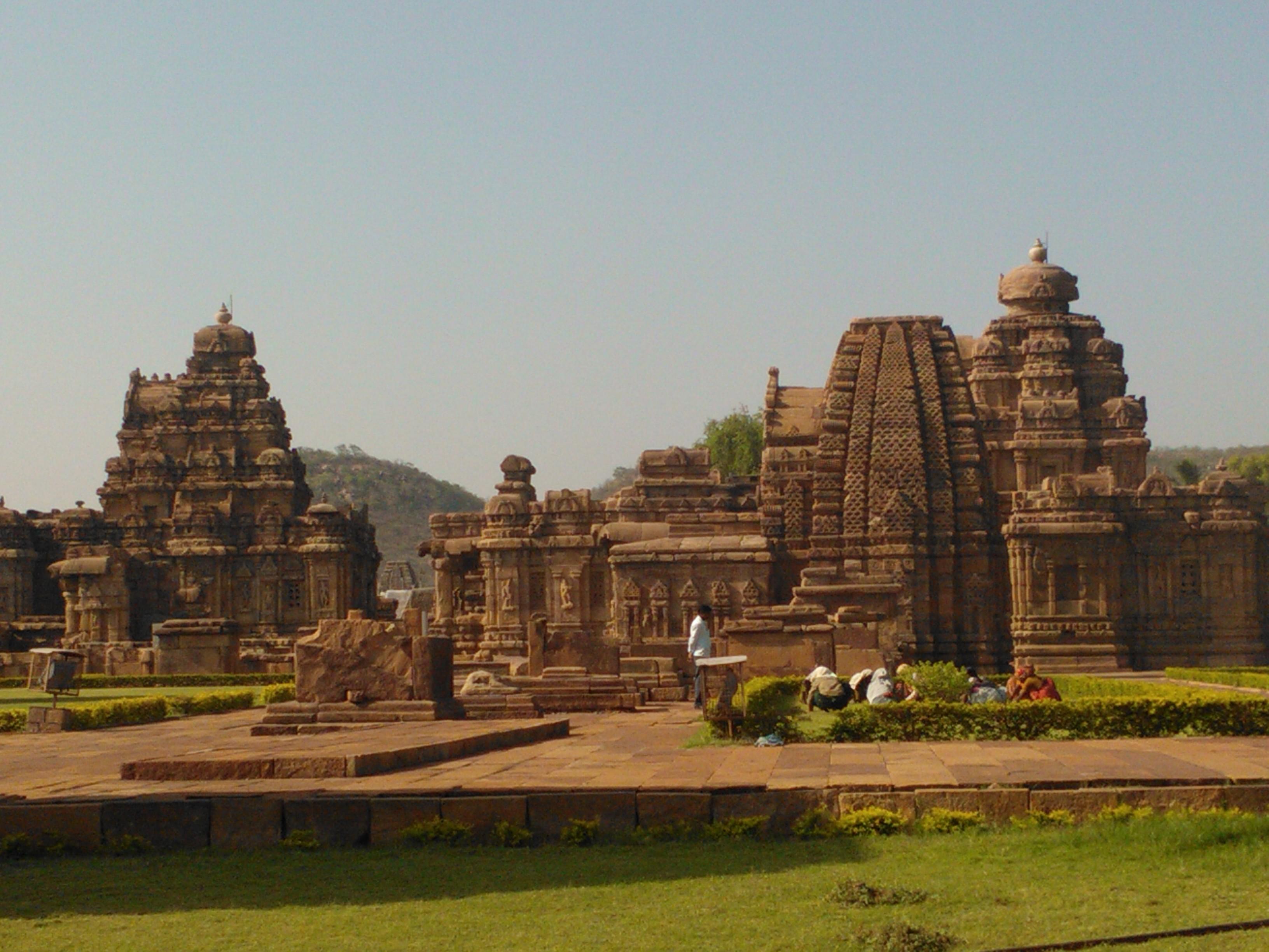 Pattadkal monuments