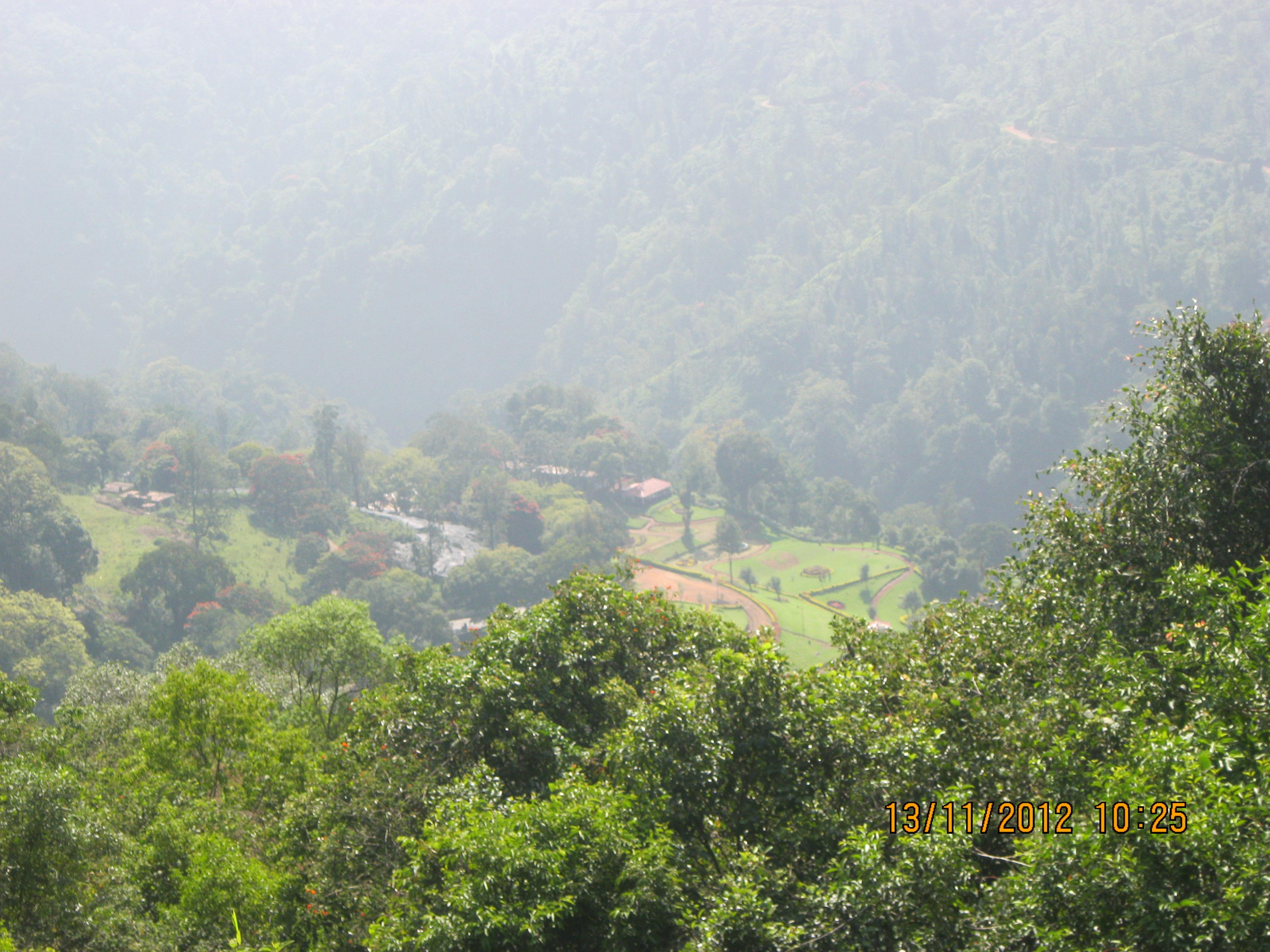 Mountain Railway Nilgiri