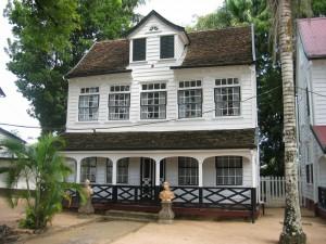 Historic Inner City of Paramaribo