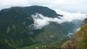 Central Highlands of Sri Lanka