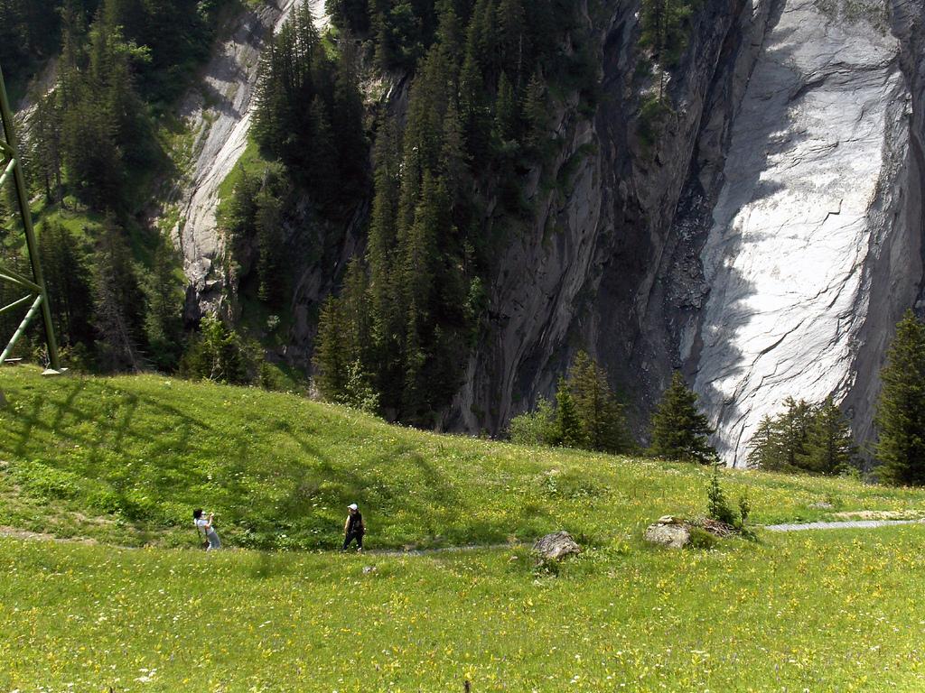 Swiss Tectonic Arena Sardona