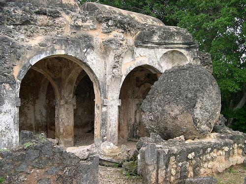 Ruins of Kilwa Kisiwani and Ruins of Songo Mnara