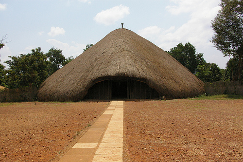 Tombs of Buganda Kings at Kasubi