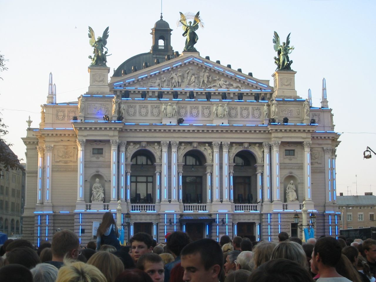L'viv – the Ensemble of the Historic Centre
