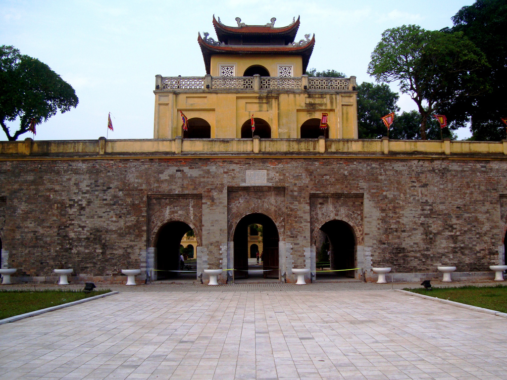Imperial Citadel of Thang Long - Hanoi