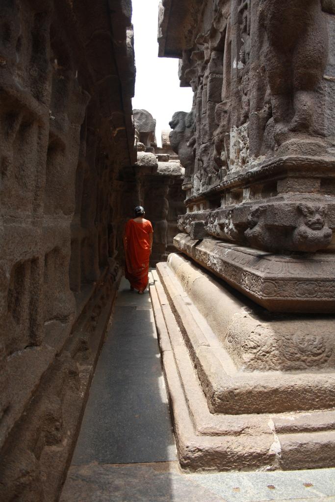 Temples of Mahabalipuram swati roy