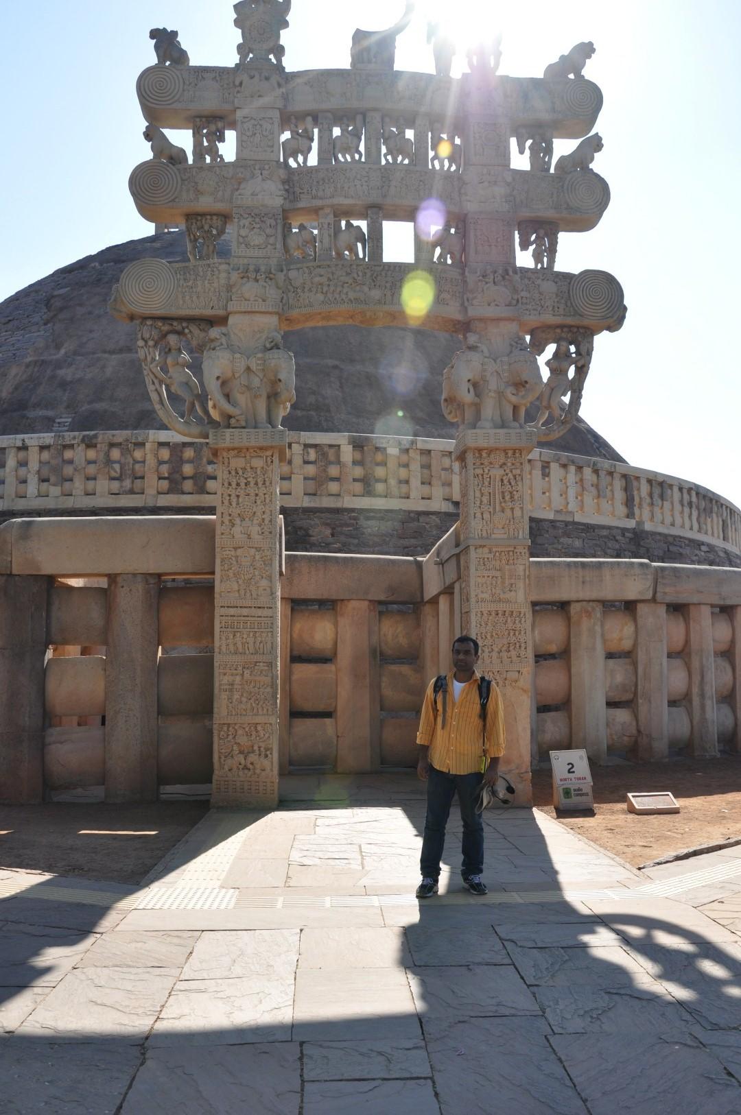 Essay on Sanchi Stupa : History, Architecture
