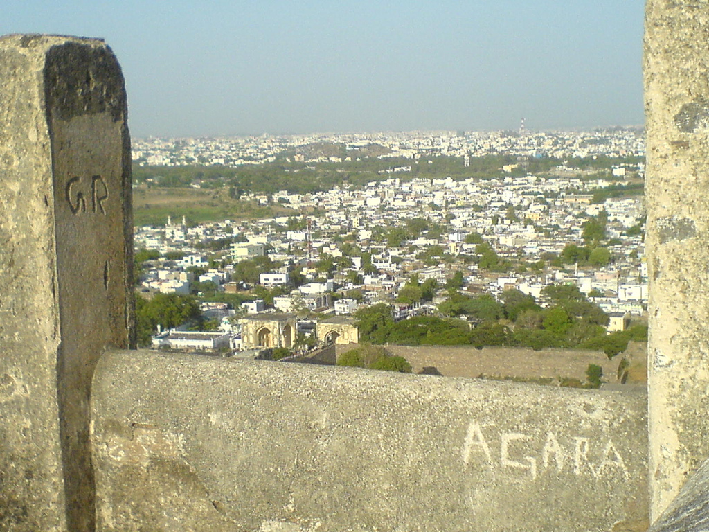 golconda grafitti