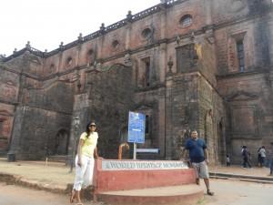Old Churches of Goa