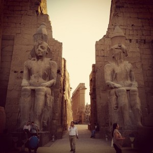 Luxor temple – Ancient thebes