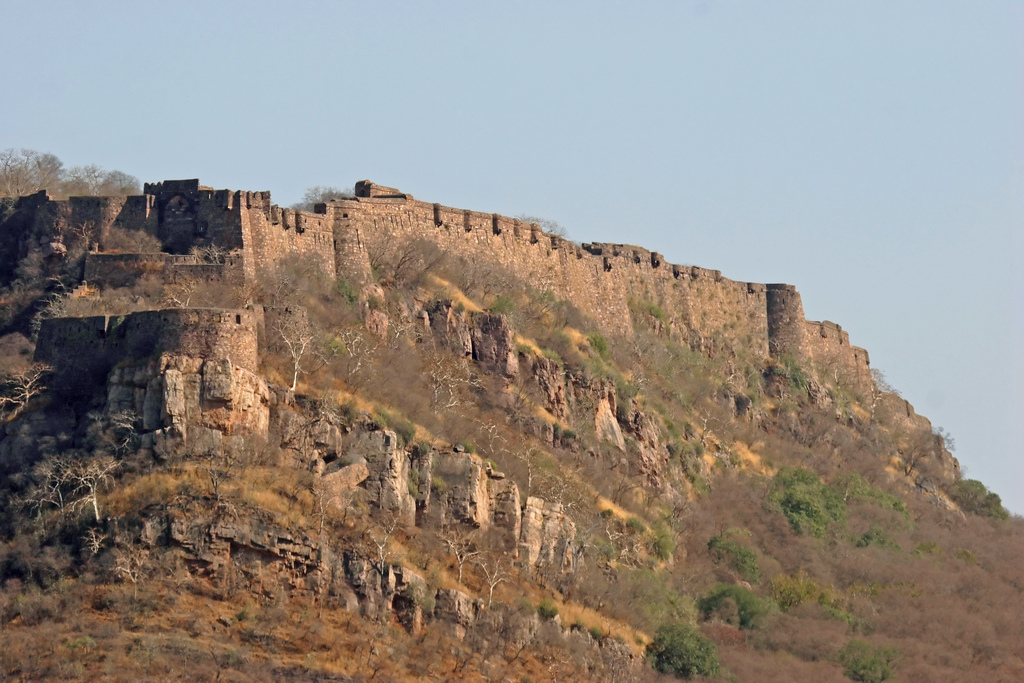 Ranthambore Fort - Hill Forts of Rajasthan