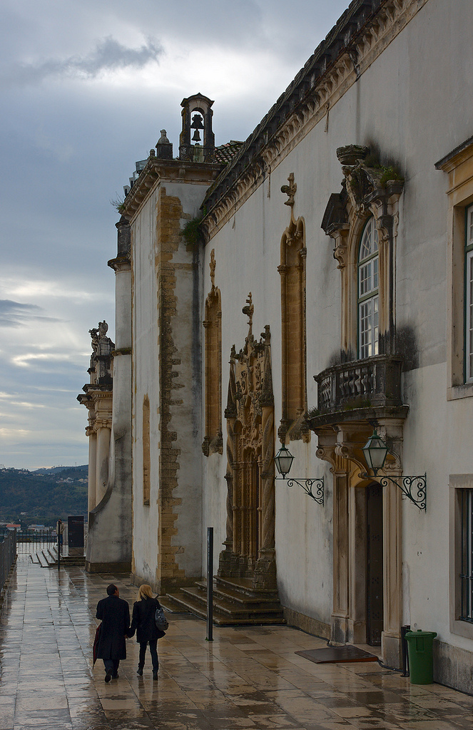 University of Coimbra – Alta and Sofia