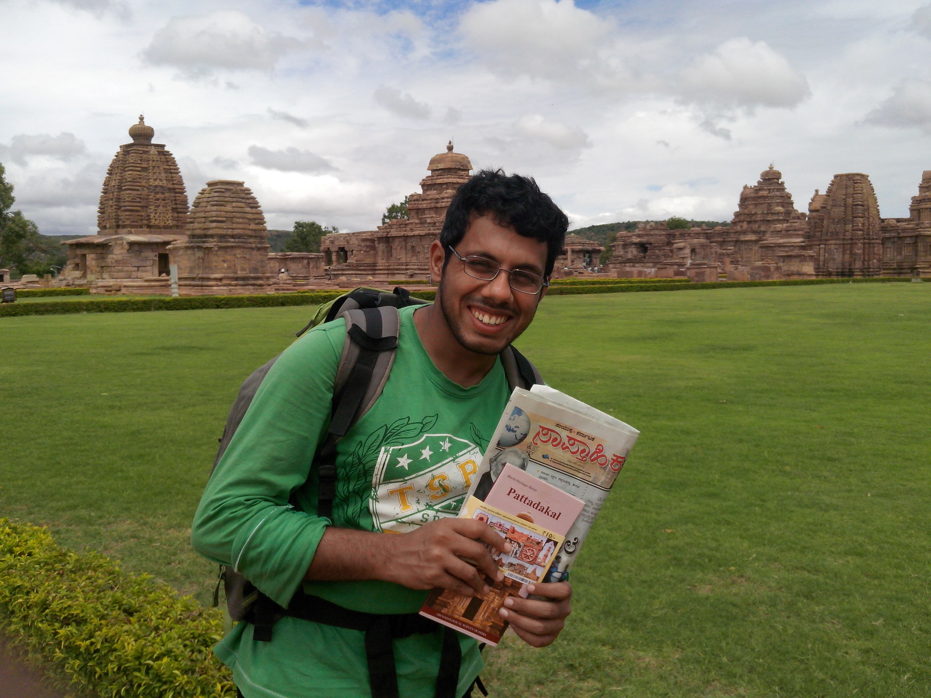 pattadakal - Arun Vasireddy