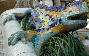 Barcelona: Gaudi's works