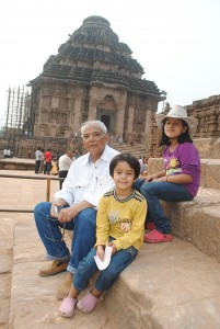 proof for visit to Konark on 08/02/2013