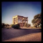 Trajan's Kiosk Temple of Isis