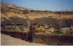 Visit to Ajanta