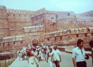 Red fort Delhi