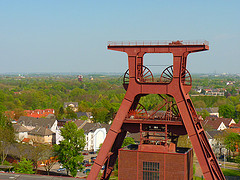 Zollverein Coal Mine Industrial Complex in Essen