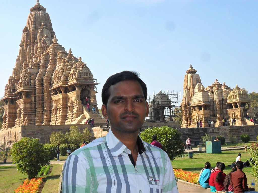 khajuraho group of temples